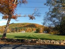 Base of October Mountain