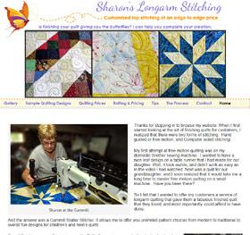 Longarm Stitching