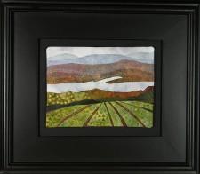 Vineyard on a Finger Lake