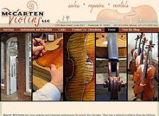 McCarten Violins