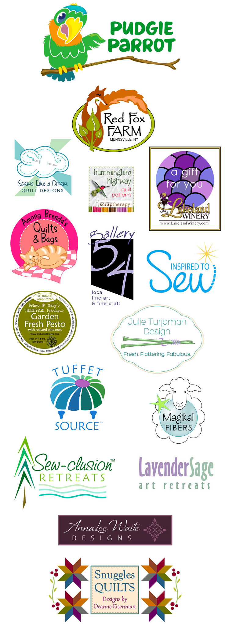 Graphic Design Inc Logos Business Cards Etc Holly Knott