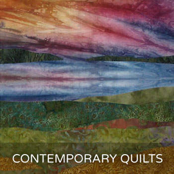 contemporary quilts by Holly Knott LLC