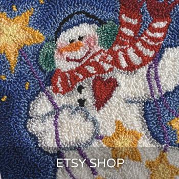 Etsy shop for Holly Knott LLC